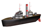 Brinio-class gunboat