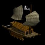 Paddle ships