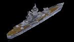 Richelieu-Class Battleship